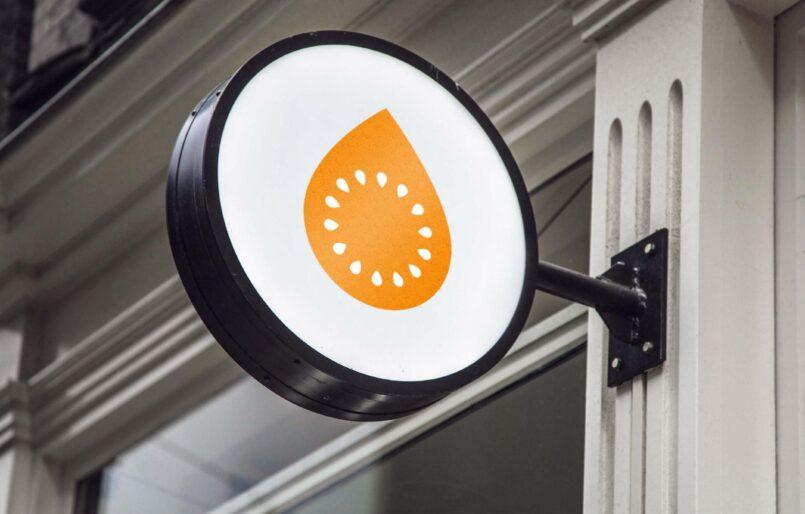 Quartier Fraicheur, Création de la marque, Création de logo, Packaging, Publicité par l'objet