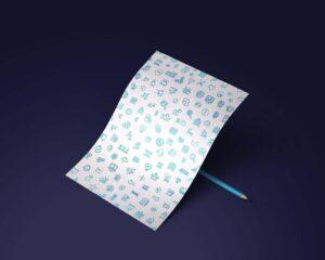 Lyxor AM - Création de la charte graphique, Logotype, Brochures, Publicités print, Publicité par l'objet, Bannières publicitaires web